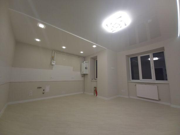 Готова до проживання квартира з якісним ремонтом в новобудові. --ш
