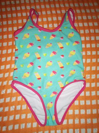 Купальник для девочки 2-3года. Детский купальник.