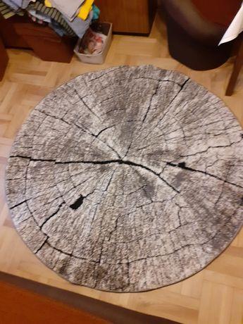 Dywan okrągły o średnicy 160cm