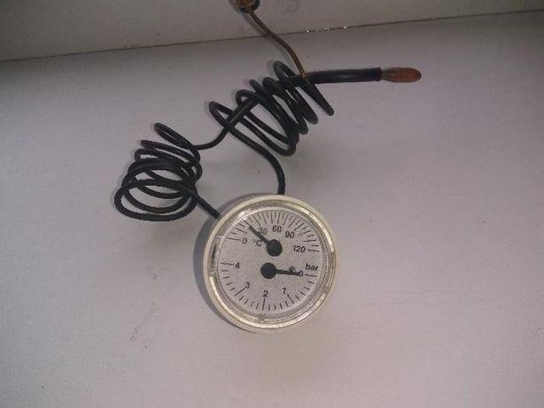 Термоманометр Biasi solar, nova parva, delta и других