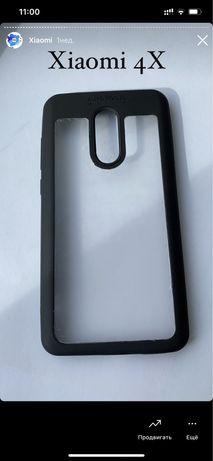 Чехол на Xiaomi redmi 4 4x 5a note 5 5+