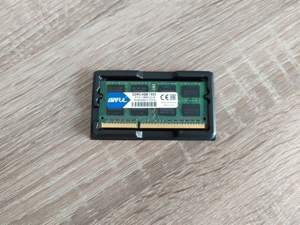 Оперативная память для ноутбука DDR3 4Gb 1333 МГц PC3-10600 SO-DIMM