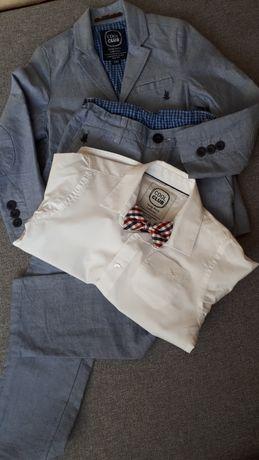 Marynarka + spodnie +koszula