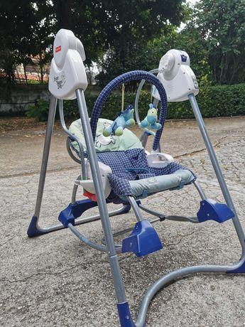 Cadeira de Baloiço (Automática)- Fisher-Price