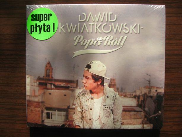 DAWID KWIATKOWSKI Pop & Roll [CD] Nowa.Folia.Najtaniej!