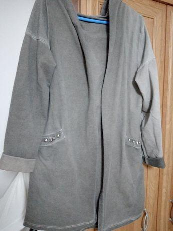 Bluza bawełniana z kapturem