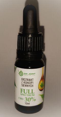 Olejek CBD 30% ekstrakt z konopi siewnych 10ml