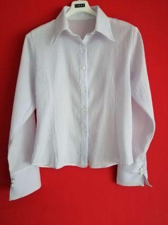 Biała koszula damska (S/M)