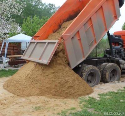 Песок,Отсев ,Щебень,Дрова,Уголь. Доставка