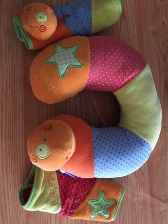 Almofada Imaginarium para bebés. Quase nova