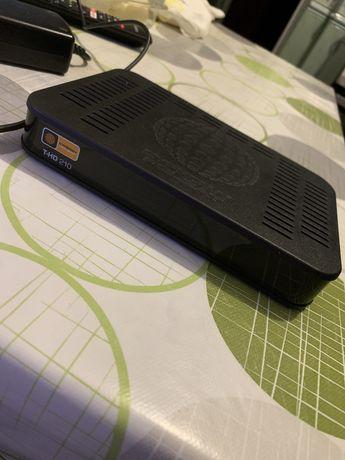 Dekoder cyfrowy tuner TV