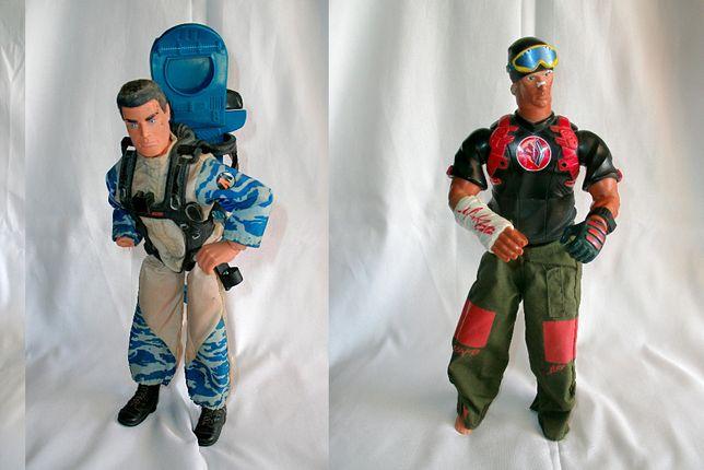 """Brinquedos / Bonecos / Coleção """"Action Man"""""""