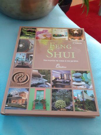 Feng Shui - harmonia na casa e no jardim, da Dinalivro