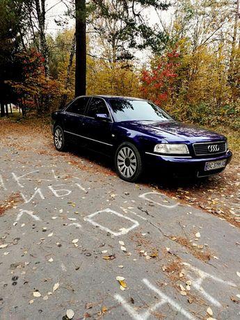 Audi A8 2.5 tdi 2000 року