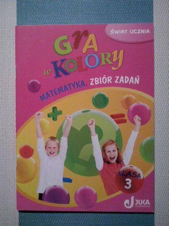 Gra w kolory klasa 3 - Matematyka - zbiór zadań