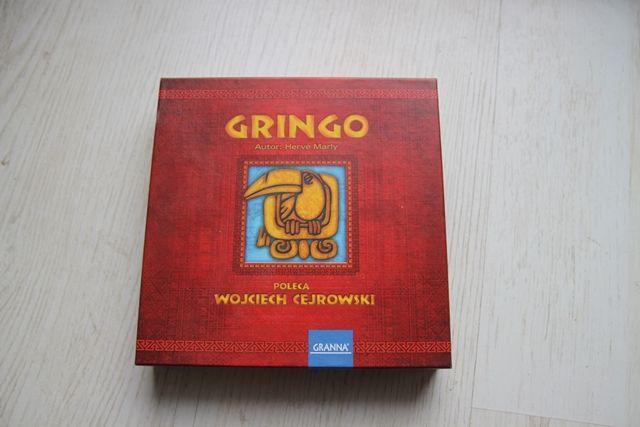 gringo gra planszowa