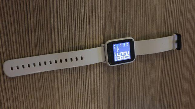 Smartwatch Xiaomi AMAZFIT Bip Biały - stan b.dobry-nawet 30 dni na bat