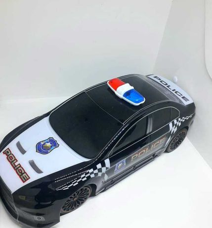 Нов машинка игрушка на радиоуправлении большого размера на аккумулятор