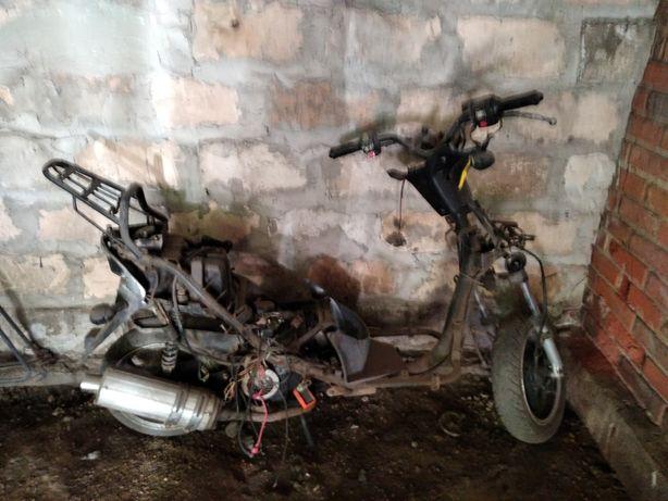 Вайпер скутер на запчасти