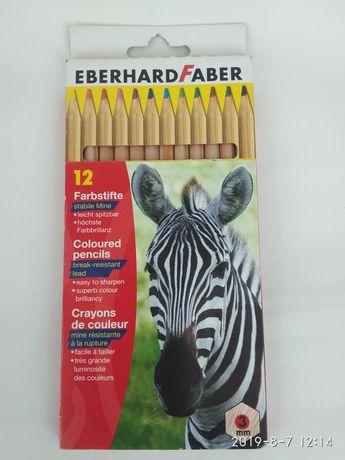Карандаши новые в упаковке(сделано в Германии