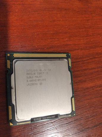 Продам процессор i5