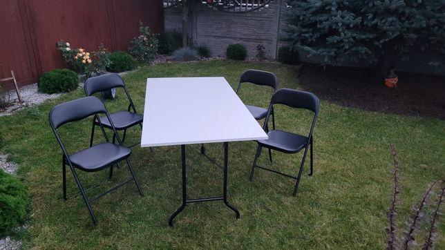 Wynajem stołów i krzeseł