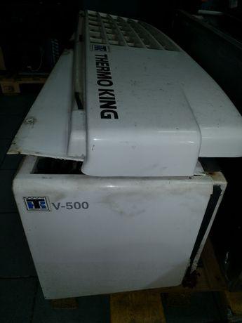 Sistema de Frio Thermoking V500 24 volts
