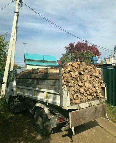 Продам дрова!  Берёза, Дуб, Акация.
