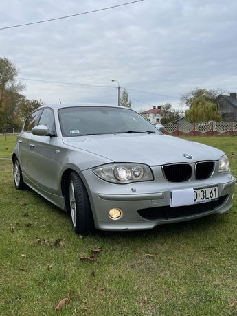 Sprzedam BMW seria 1 2005r 122km