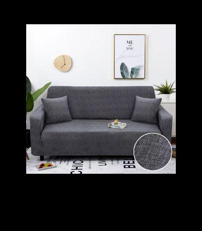 Narzuta pokrowiec na sofę