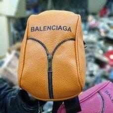 Бананка сумка баленсіага
