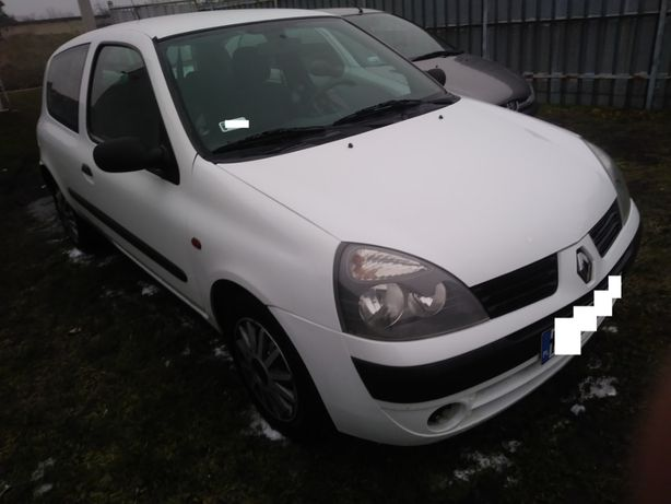 renault clio 2 1.5 dci zdrowy