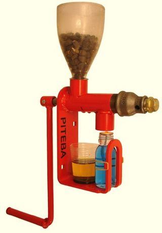 Mała Ręczna Prasa do oleju tłocznia wyciskarka PITEBA