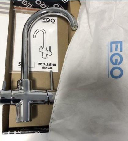 Змішувач смеситель для кухни EGO slim