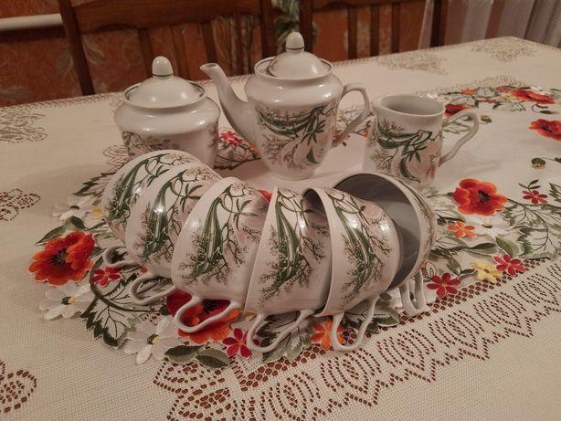 Сервіз чайний 9 предметів