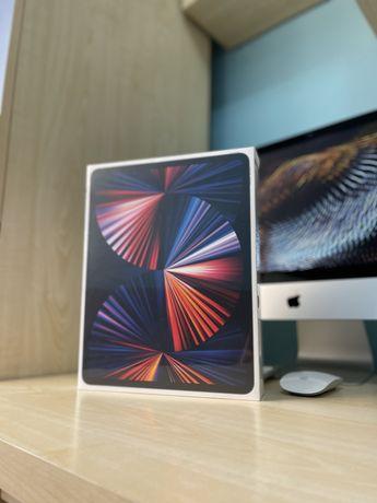 НОВИЙ iPad Pro 12.9 M1 2021 128GB + LTE Space&Gray Гарантія 1 рік