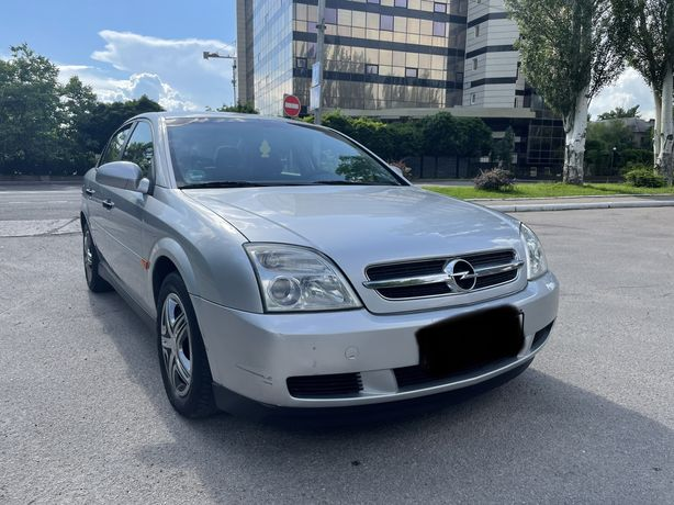 Opel Vectra C Растаможена