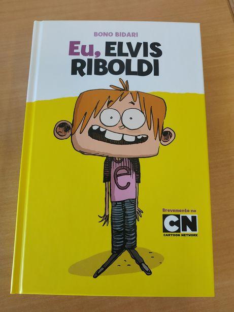 """""""Eu, Elvis Riboldi"""" de Bono Riboldi"""