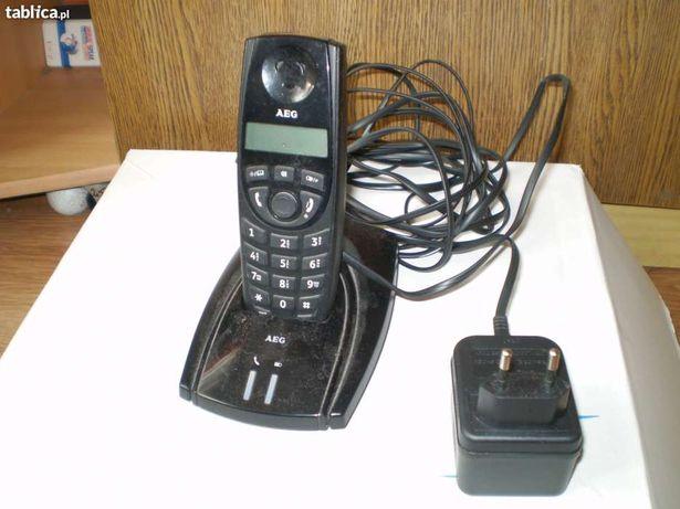 Używany telefon bezprzewodowy