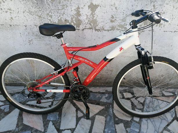 """Bicicleta BTT WBT  26"""""""