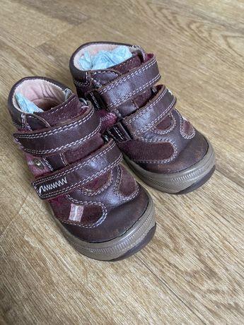 Bartek ботинки на девочку / ботиночки Бартек р. 20