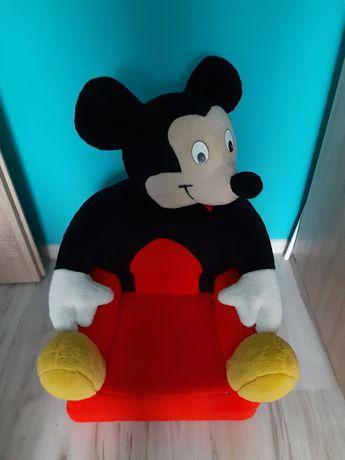 Fotel myszka miki