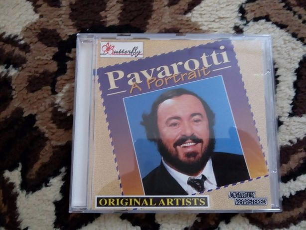 Pavarotti a Potati koncert!!!Okazja