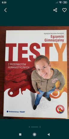 Testy z przedmiotów humanistycznych