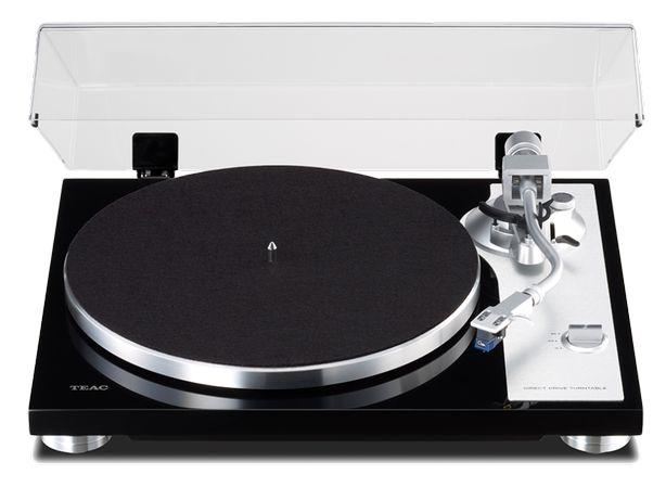 Gramofon TEAC TN-4D czarny, Nowy, od ręki, Bielsko-Biała