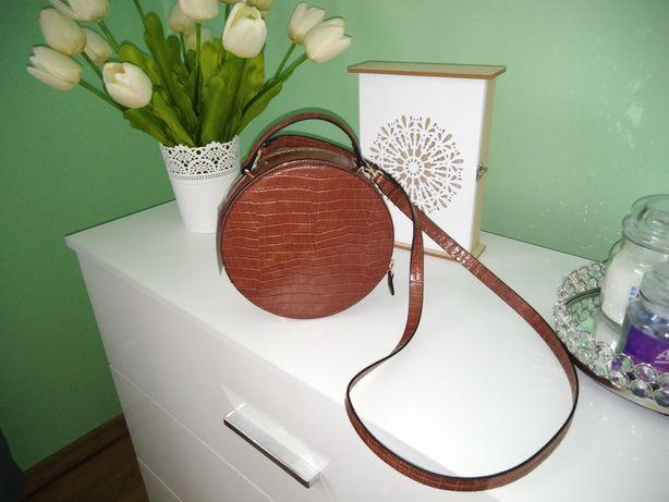Okrągła torebka H&M