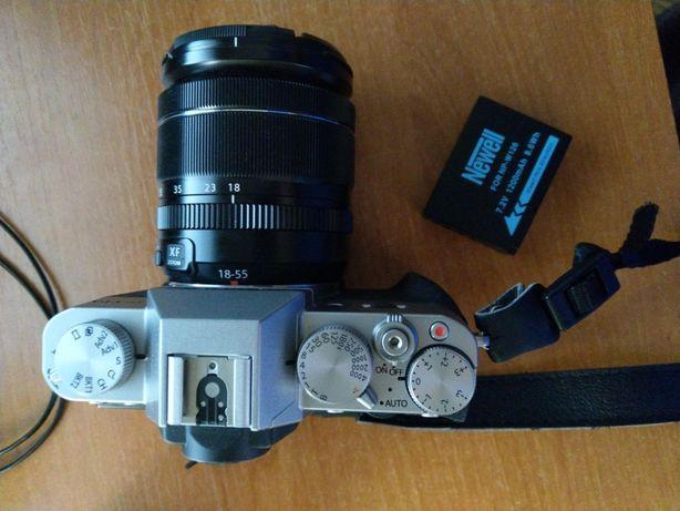 Fujifilm X-T10 (body) + 2 батареї. Майже новий