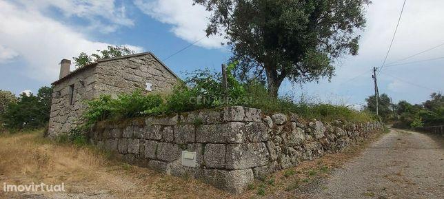 Quintinha com casinha em pedra recuperada, próxima da vila de Tábua