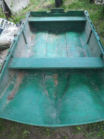 Лодка скловолокно