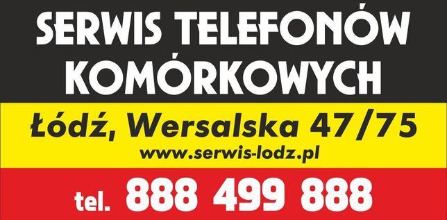 Naprawa Serwis Telefonów gsm smartfonów wymiana wyświetlacza Łódź